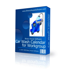 Car Wash Calendar For Workgroup 3.5