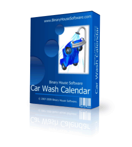 Car Wash Calendar 3.6