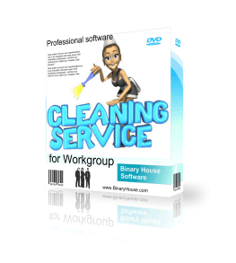 Cleaning Service for Workgroup 1.8