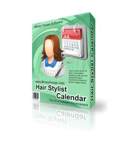 Hair Stylist Calendar 2.2
