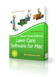 Lawn Care Software for Mac 3.1