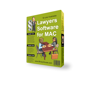 Lawyers Software for Mac 3.1