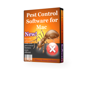 Pest Control Software for Mac 3.1