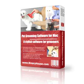 Pet Grooming Software for Mac 3.2