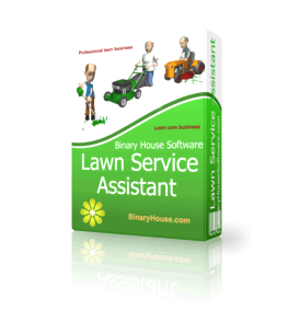 Lawn Service Assistant for Workgroup 1.3