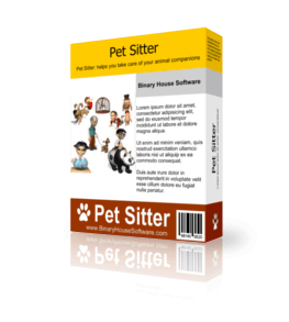 Pet Sitting Software for Workgroup 1.3